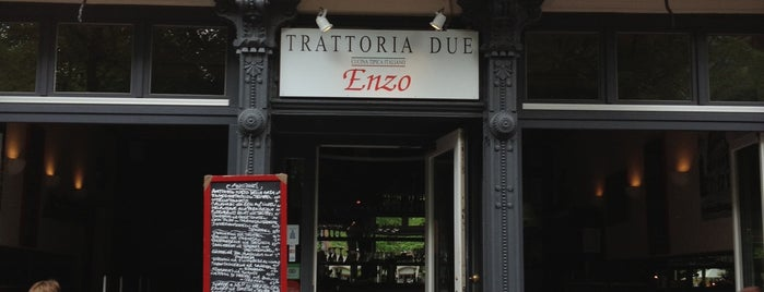 Trattoria Due da Enzo is one of Best of Hamburg.