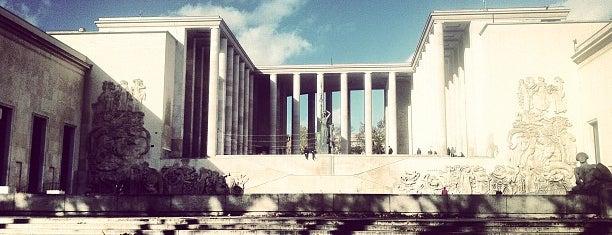 Palais de Tokyo is one of Paris, musées et sites.