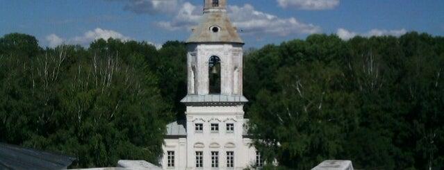 Усадьба и парк Бобринского is one of Russia10.