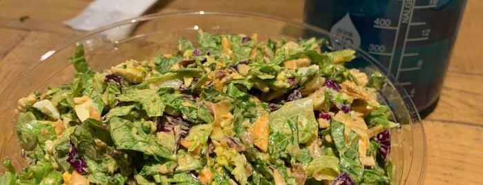 Crisp Salad Works is one of Tokyo Time.