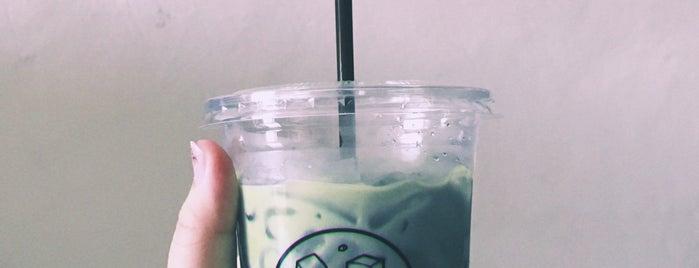 Galactose Cafe is one of KKU food.
