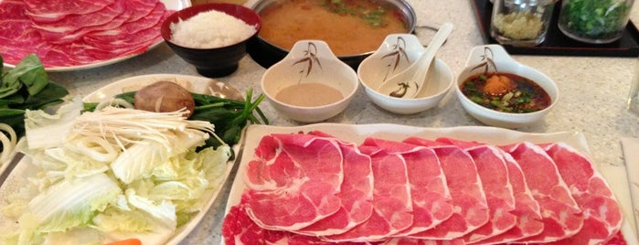Shabu House is one of SF Places to Try.