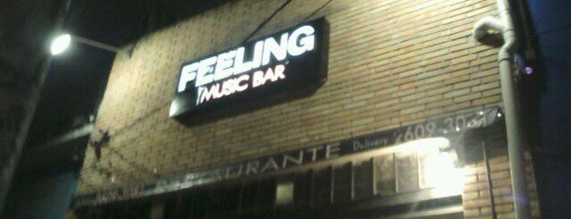 Feeling Music Bar is one of Barzinho.