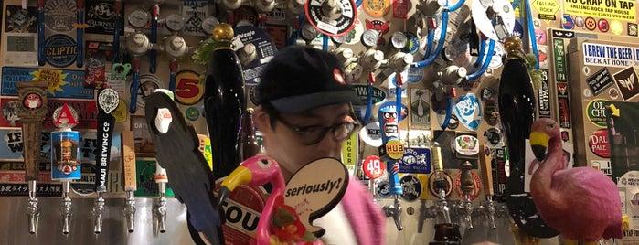 Watering Hole is one of Tokyo Beer Bars.