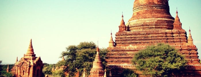 Bagan Archaeological Zone is one of Go Ahead, Be A Tourist.