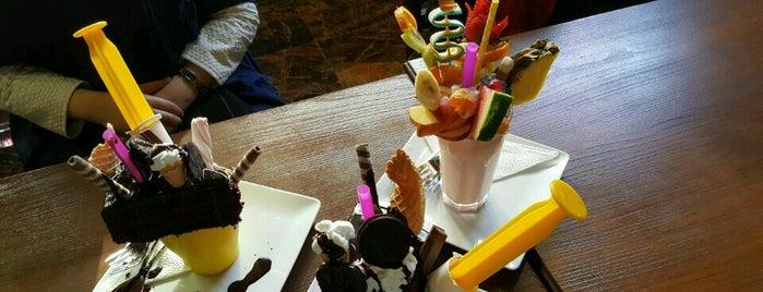 Barhos Café | کافه بارهس is one of สถานที่ที่บันทึกไว้ของ Travelsbymary.