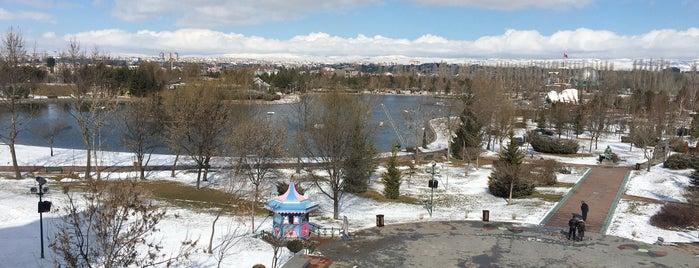 Sazova Bilim Kültür ve Sanat Parkı is one of İzzet 님이 좋아한 장소.