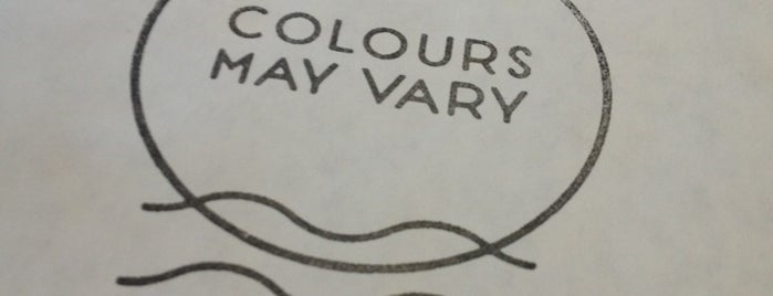 Colours May Vary is one of Leeds.