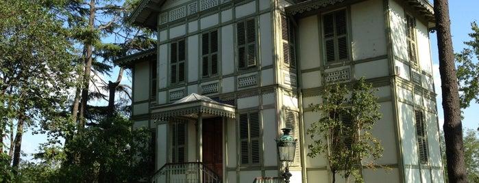 Yıldız Sarayı Cihannüma Köşkü is one of Gezelim Görelim Eski İstanbul.