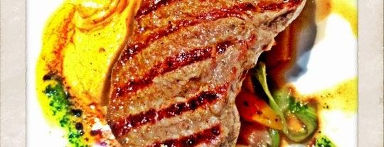 Manhattan Steak House is one of Gespeicherte Orte von Tero.