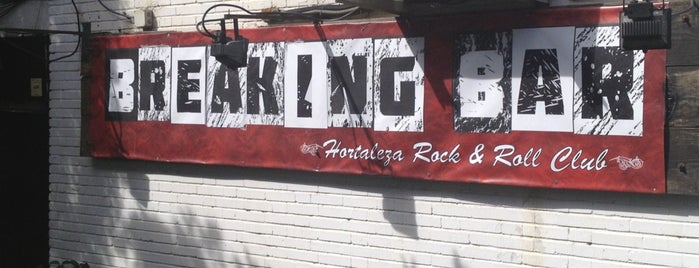 Breaking Bar is one of Rock y Heavy Metal en Madrid.