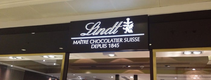 Lindt is one of Lieux qui ont plu à Linda.
