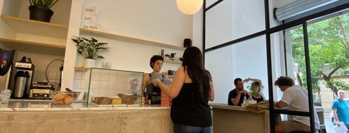 Takko Café is one of Dica da Elisa.
