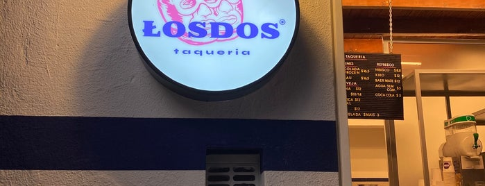 LosDos is one of rest sp.