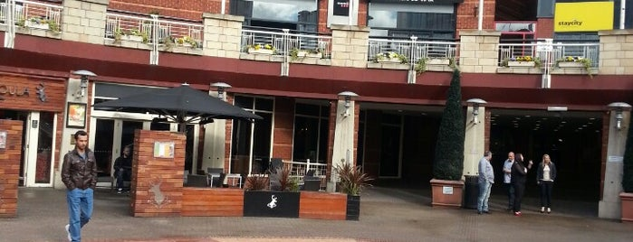 The Arcadian is one of Birmingham Bars & Clubs.