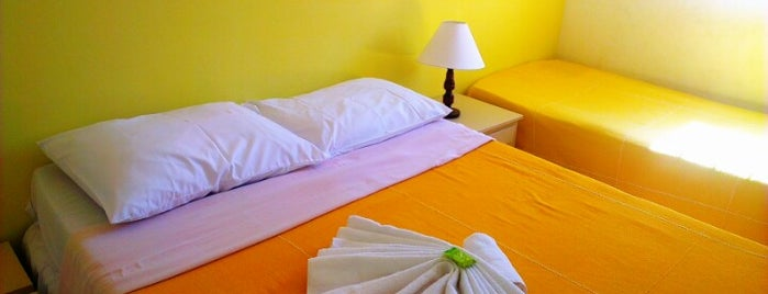 Hotel Pousada Praia dos Anjos is one of Leo'nun Beğendiği Mekanlar.