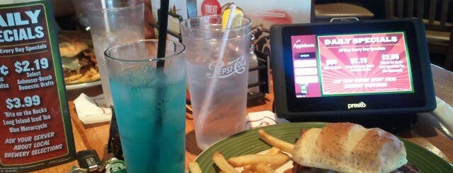 Applebee's Grill + Bar is one of Must-visit American Restaurants in Greensboro.