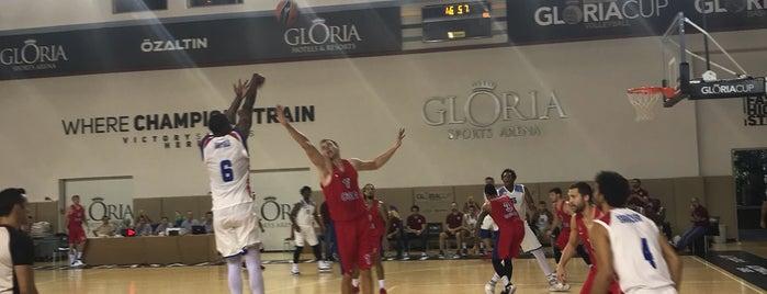 Gloria Sports Arena is one of Posti che sono piaciuti a Bora.