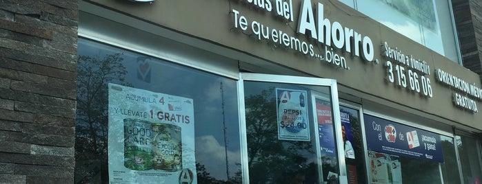 Farmacias del Ahorro is one of Joaquin'in Beğendiği Mekanlar.