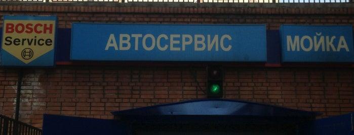 Автомойка Bosh-service is one of Танки грязи не боятся? (продолжение).