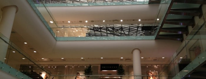 Смоленский пассаж is one of TOP-100  Торговые центры Москвы. 5b3db36e9d0