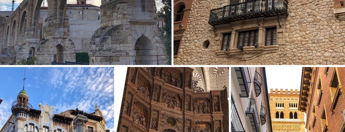 Teruel is one of Capitales de provincia.