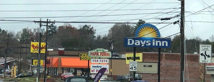 Lenoir, NC is one of North Carolina.