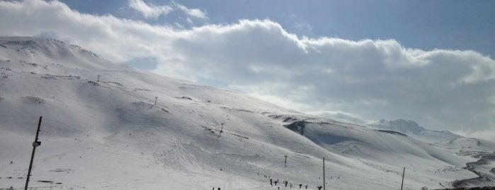 Hazarbaba Kayak Merkezi is one of BrK Ç. 님이 좋아한 장소.