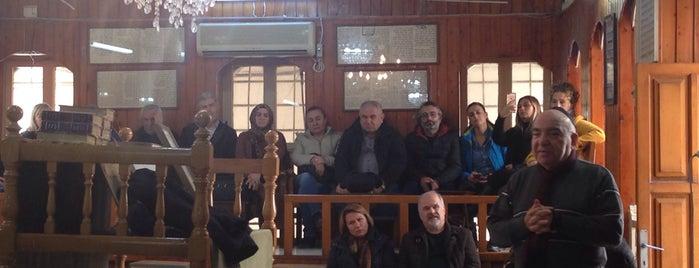 Antakya Musevi Havrası is one of Synagogues In Turkey.