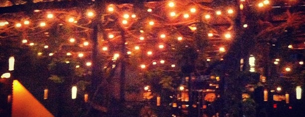 The Biergarten at The Standard is one of My NY spots....