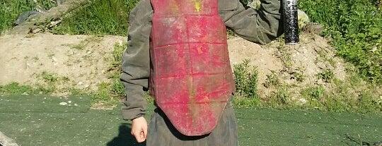 Doğa paintball is one of Pniatbal_g.