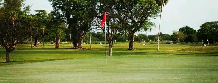 Miami Shores Country Club is one of สถานที่ที่บันทึกไว้ของ NataschaOS.