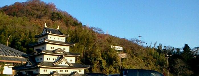 佐和山城跡 is one of 近江 琵琶湖 若狭.
