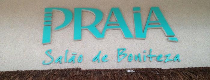 Praia - Salão de Boniteza is one of Serviços @ Brasília.
