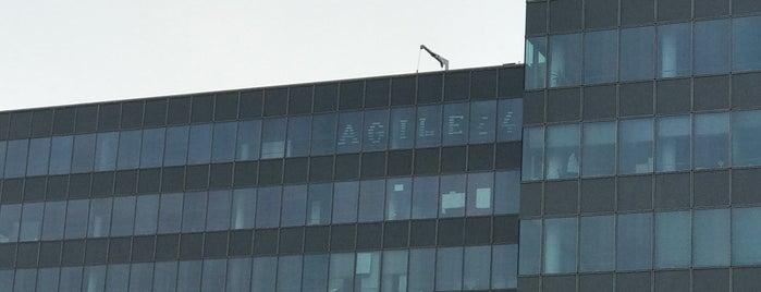 IBM (Duna Tower) is one of IBM facilities.