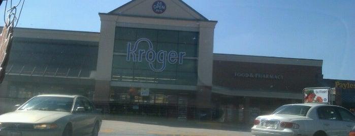 Kroger is one of Orte, die Greg gefallen.