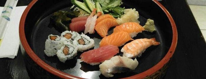 Nagoya Japanese Restaurant is one of Lon.