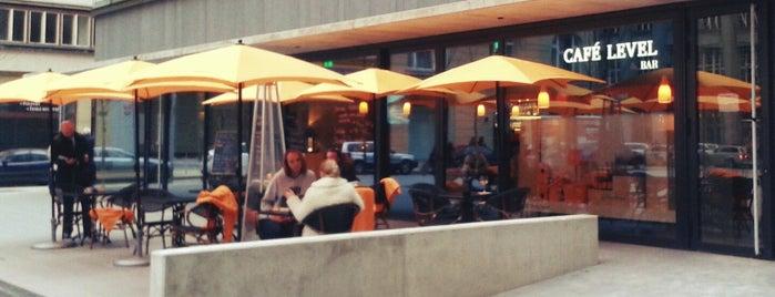 Café Level & Bar is one of Ms. Johnson : понравившиеся места.