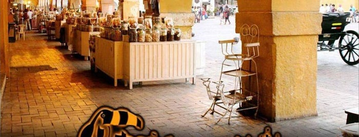 Tu Candela Bar is one of Cartagena.