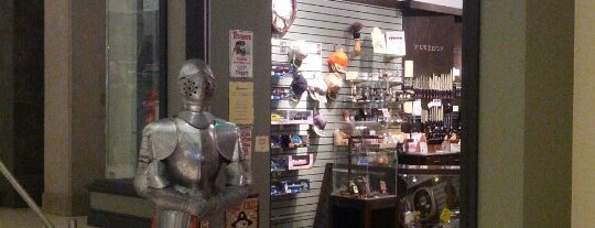 Excalibur Cutlery & Gifts is one of Been Here.