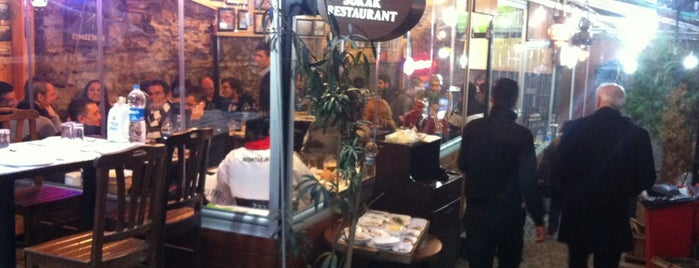 Sokak Restaurant Cengizin Yeri is one of Istanbul Culinary Adventures.