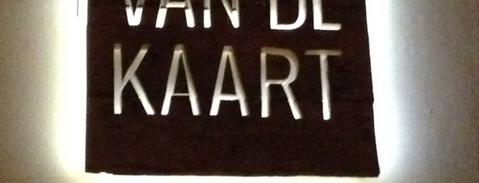 Van De Kaart is one of Maastricht. You're Magnificent..