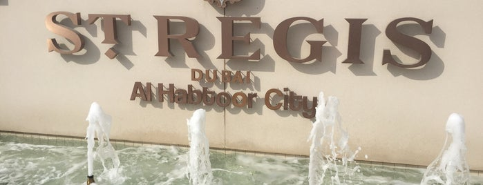 Habtoor Palace, LXR Hotels & Resorts is one of 2016 - DXB.