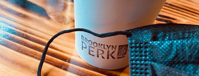 Brooklyn Perk is one of 200 Black-Owned Restaurants in NYC.