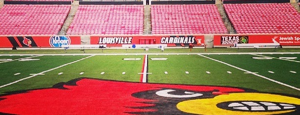 Cardinal Stadium is one of FBS Stadiums.