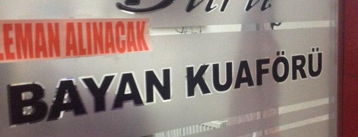 Duru Bayan Kuaför is one of Orte, die Yunus gefallen.