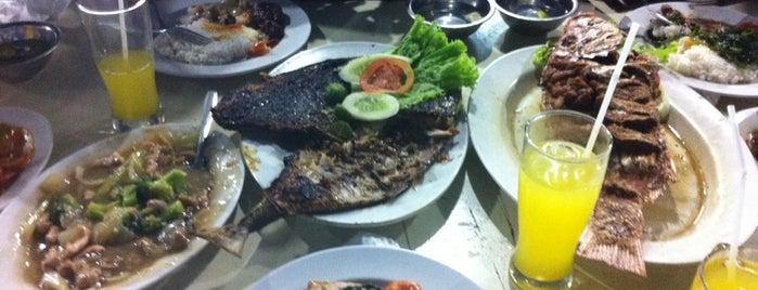 "Santiga Seafood ""Abeng"" Benhil is one of Jakarta Pusat."