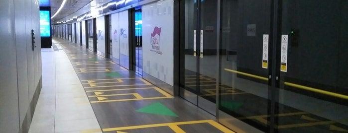 Stasiun MRT Setiabudi is one of MRT trip.