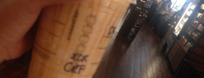 Starbucks is one of Terri: сохраненные места.
