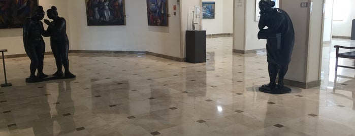Museo Ralli is one of Malaga to Marbella.